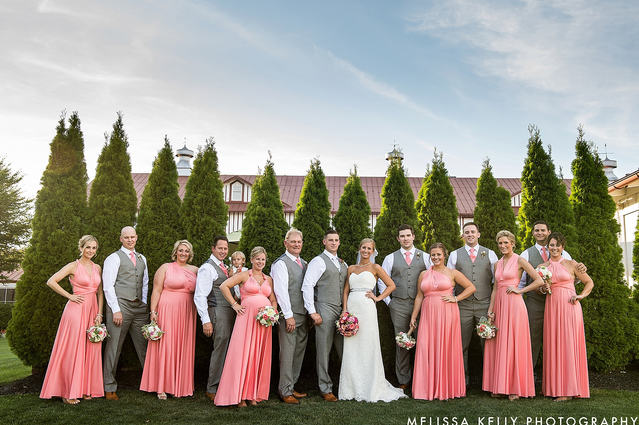 amie greg normandy farm wedding photos melissa kelly photography