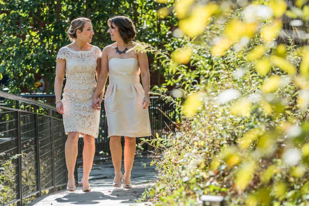 Sneak A Peek At Items Available At Pabst Mansion Outdoor: Philadelphia Same-Sex Wedding Photography » Melissa Kelly